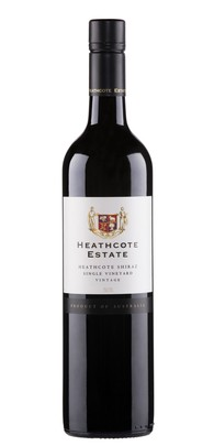 2018 Heathcote Estate Single Vineyard Shiraz